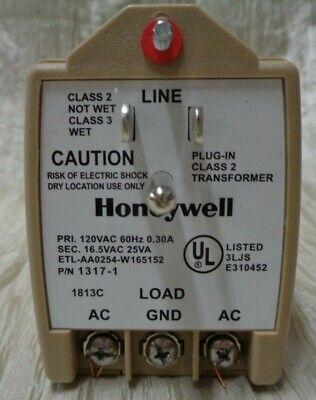 Honeywell Plug In Class 2 Transformer For Vista Panels Vista1020 Adt Bin 3