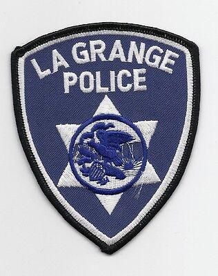 "3.75/"" x 4.5/"" size 1836 Freeburg Illinois shoulder police patch fire"