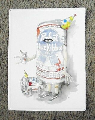 Beer Can Halloween Costumes (Pabst Blue Ribbon Halloween Beer Can Costume Beer Sign 18