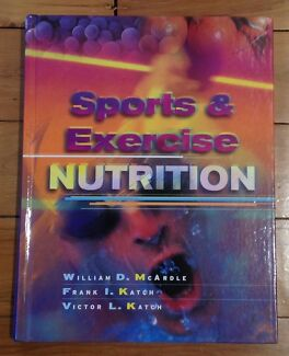 Sports & Exercise Nutririon - McArdle, Katch & Katch 1999 Mortdale Hurstville Area Preview