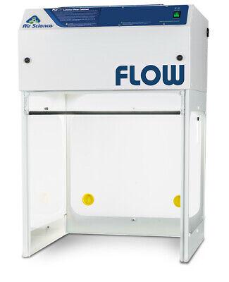 Vertical Laminar Flow Hood- 24 Wide Clean Bench Workstation Brand New Flow-24