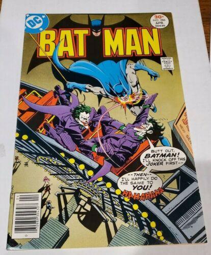 Batman #286 NM HIGH GRADE vs. Joker DC Comics 1977
