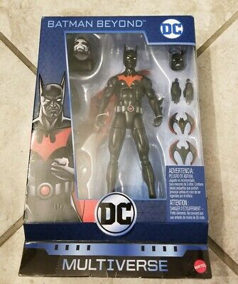 BATMAN BEYOND DC Multiverse Lobo Collect and Connect *Damaged Box*