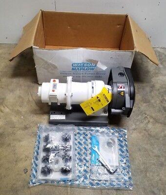 New Watson Marlow Pu-640011 Pump Head W Nord Sk 01xz N56c Gearbox