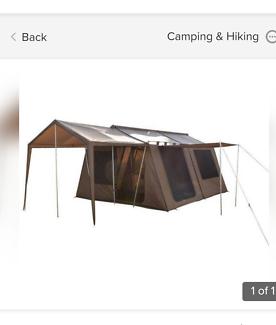 2015 boab cabin tent  sc 1 st  Gumtree & boab tent | Camping u0026 Hiking | Gumtree Australia Free Local ...