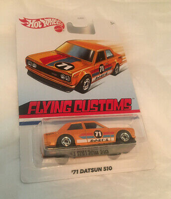 2020 Hot Wheels Flying Customs '71 Datsun 510 Target Exclusive Brand New