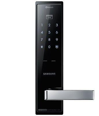 SAMSUNG SHP-DH520 Smart Digital Door lock 3 WAY Smartphone app Password Key tag
