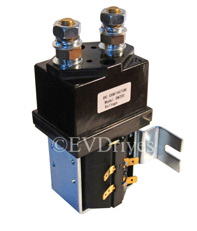 Albright SW200 Style Contactor / Solenoid - 24 Volts Heavy Duty
