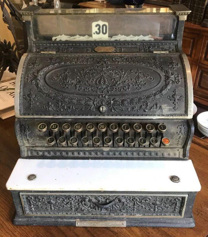 Antique Cash Register Model 332 National Cash Register Company 1251789
