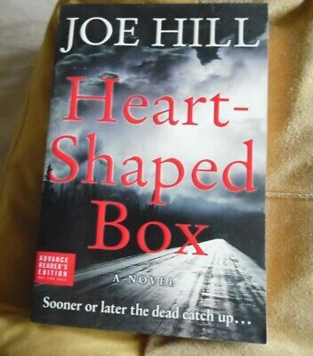Used, HEART-SHAPED BOX  - JOE HILL ARC 05/2007   RARE  HORROR .     for sale  USA