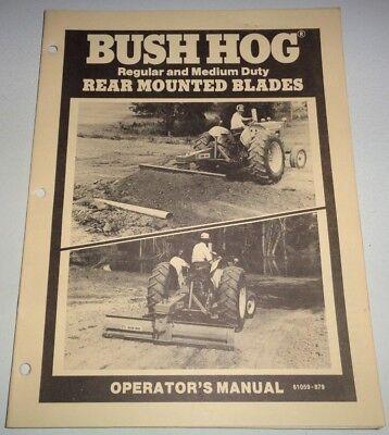 Bush Hog Maintenance