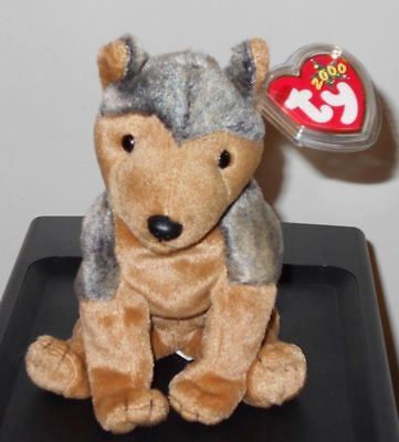 Used, Ty Beanie Baby ~ SARGE the German Shepherd Dog (6 Inch) MWMT for sale  Shipping to Canada