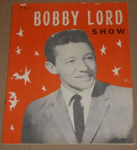 The Bobby Lord TV show program