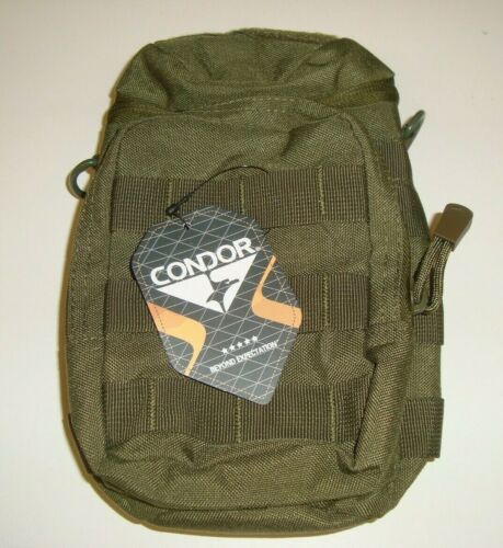 Condor MOLLE Hydration Water Bottle Carrier Pouch OD Green NEW in pkg Free Ship