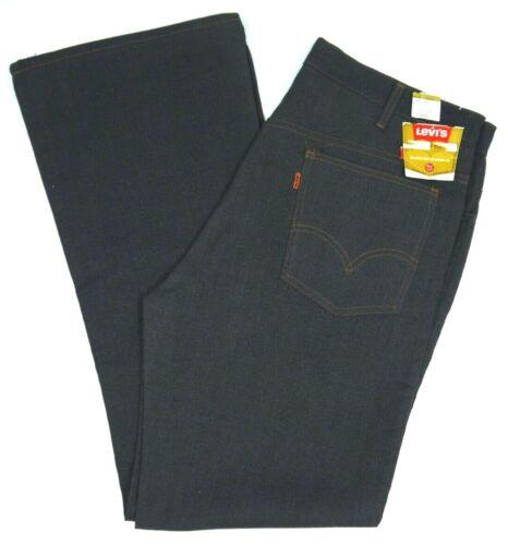Vintage 70s Levis NOS 646 Bell Bottom Pants/Jeans Mens 38x32 Dark NWT Deadstock