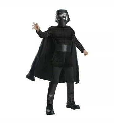 Star Wars The Last Jedi Kylo Ren Child Costume Medium 8-10