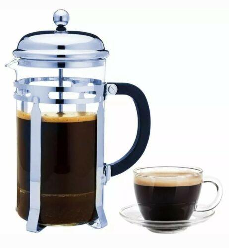 FRENCH PRESS 0,8 Liter Kaffeebereiter Kaffeekanne