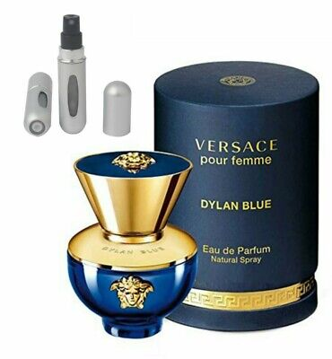 VERSACE DYLAN BLUE POUR FEMME EAU DE PARFUM 5ML SAMPLE WOMEN'S PERFUME