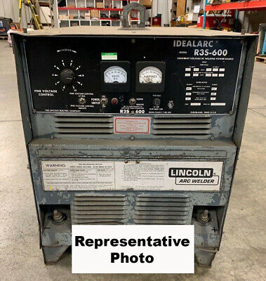 Lincoln Electric Idealarc R3s-600