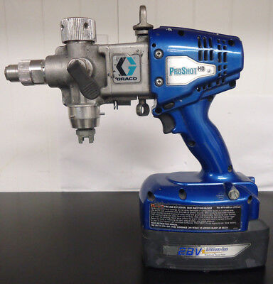 Ri2 Graco Proshot Hd 28v Cordless Airless Paint Sprayer