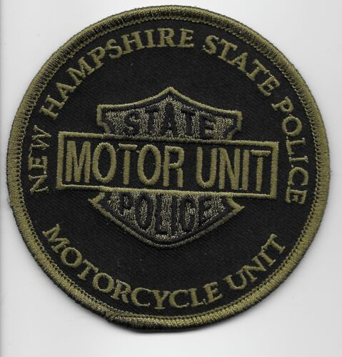 Motors Traffic New Hampshire State Police NH