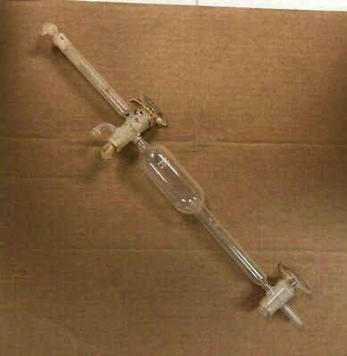 Pyrex 2120 Buret 100 Ml 3 Pcs Chemistry Lab Glassware