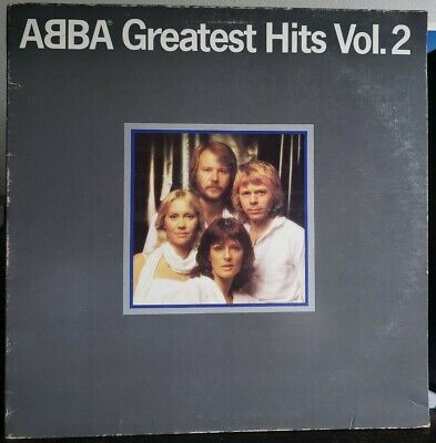 ABBA GREATEST HITS Vol 2 NM Vinyl LP SD 16009