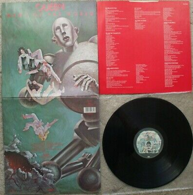 Queen - News Of The World - UK Gatefold Including Insert - EMA 784 - EXCELLENT-