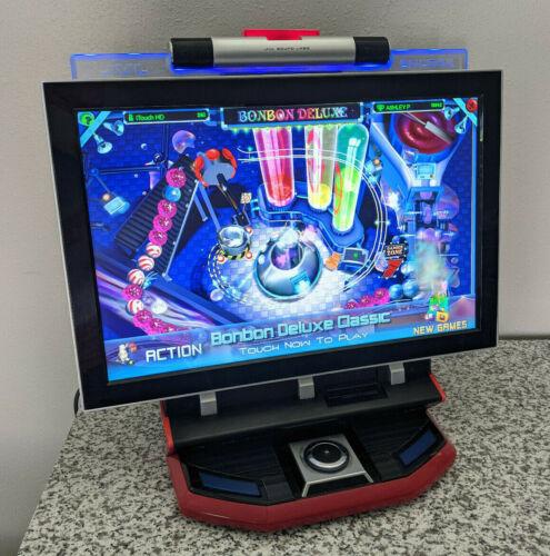 "JVL ENCORE Touchscreen Countertop Game - 22"" HD Screen (Larger Than Megatouch)"