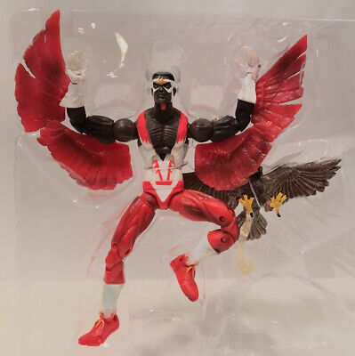 "Marvel Legends 6"" FALCON from Mojo BAF Build a Figure Wave The Avengers"