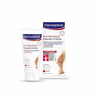 Hansaplast Anti Hornhaut Intensiv-Creme Hornhaut Entfernung an den Füßen 75 ml