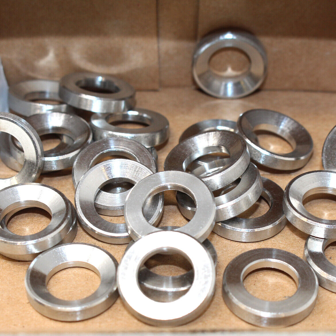 A4  316 grade pk 50 M6 stainless steel penny washer