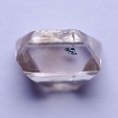 0.74 Carat CHAMPAGNE OCTAHEDRON DIAMOND NATURAL ROUGH UNTREATED