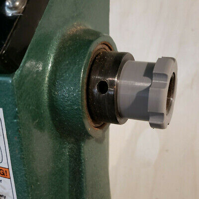 Metal And Wood Turning Lathes 1 X 8 Tpi Spindle Thread Protector Fits All 1x8