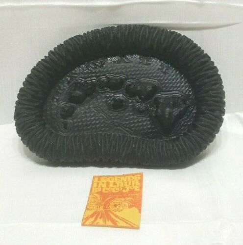 Vintage Legends In Lava by Coco Joe - Island Ash Tray (Not Used)!