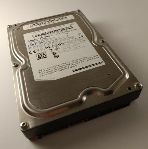 Samsung Spinpoint 1TB Festplatte, 3,5