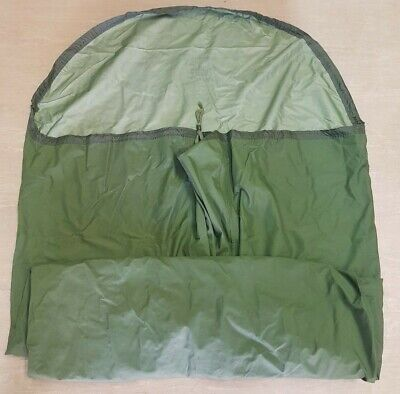 Genuine British Army Gore-Tex Bivi / Bivvy Bag Olive Green OD Grade 1