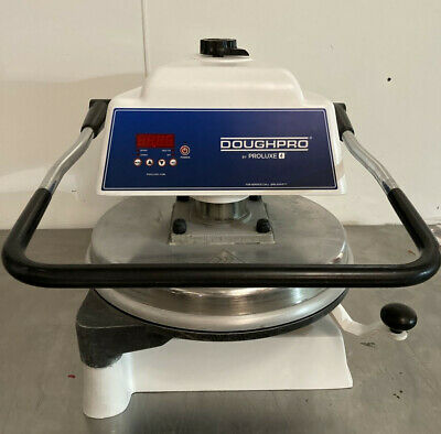 Heated Dough Press Doughpro Dp1100 Dp1100ta Pizza Tortilla Machine 2014