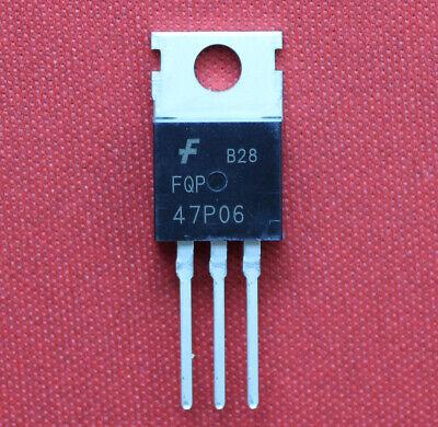 20pcs Fqp47p06 Fqp 47p06 Integrated Circuit Ic