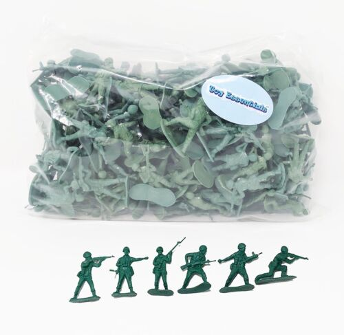 1 Pound Green Army Soldiers