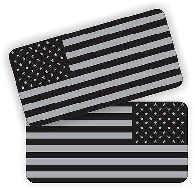 2 American Flags Black Ops Hard Hat Stickers Welding Helmet Decals Welder
