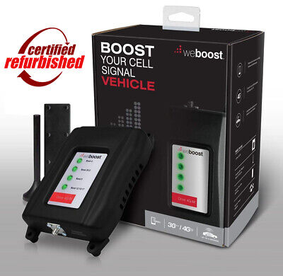 REFURBISHED weBoost Drive 4G-M In-Vehicle Cell Phone Signal Booster 470108