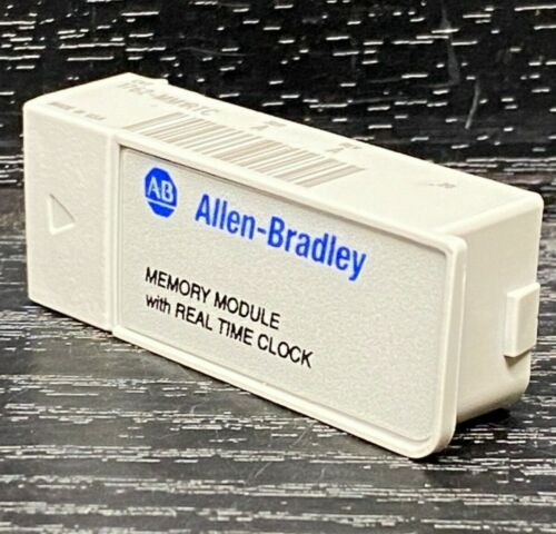 Allen Bradley 1762-MM1RTC A A MicroLogix 1200 CPU Memory Module Real Time Clock