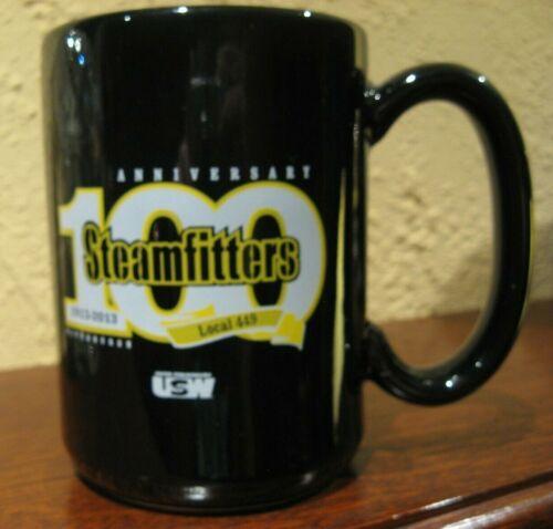 UA Steamfitters Local 449 Mug