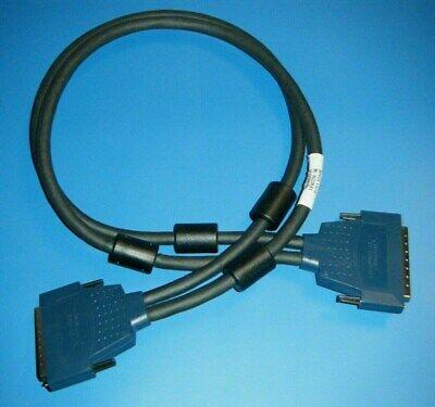 Ni Sh100-100 Sh100m-100m 1-meter Cable For 100-pin Daq National Instruments