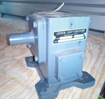 Joyce Dayton Gearbox Worm Gear Speed Reducer S3sbd92311