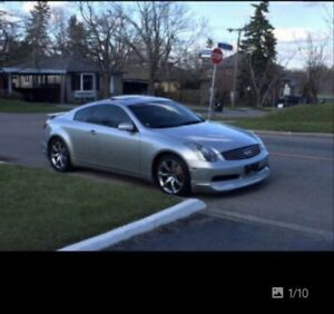 Infiniti G35 for sale mint condition