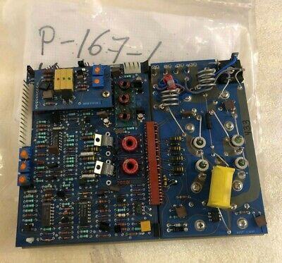 Module Amplifier Board 3302665 6ec Polisher