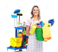 Professional Residential & Commercial Cleaning
