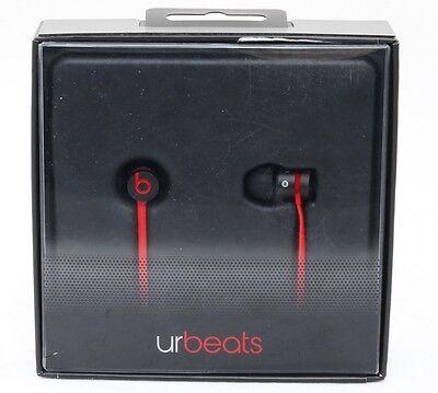 Bona fide Beats by Dr. Dre UrBeats 2 In Ear Headphones iPhone Apple RED/BLK R